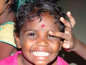 Portrait de Meenakshi