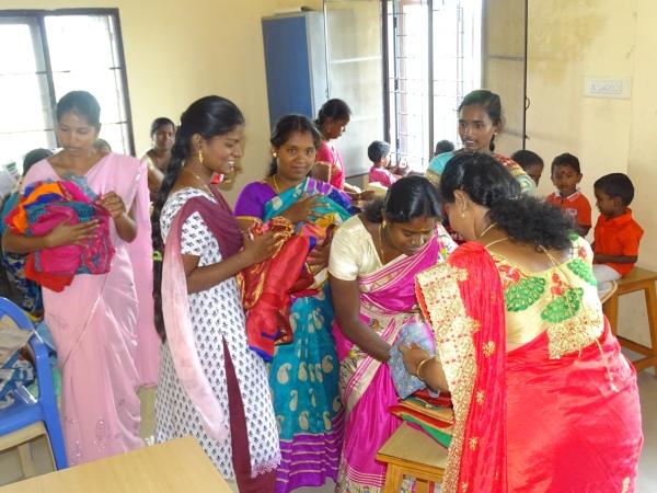 Ateliers de formation à la couture