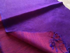 Pashmina purple