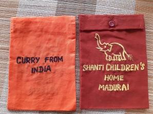 Sachet de curry et poivre indiens II