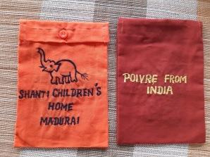 Sachets de curry et de poivre indiens I