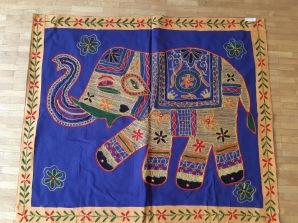 Tissus elephant